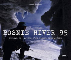 Photo d'illustration de l'ouvrage 'Bosnie, hiver 95'.