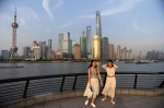 Photo d'illustration du reportage Un week-end à Shanghai, New York du XXIe siècle..