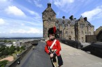 Photo d'illustration du reportage Les Black Watch veillent sur Edimbourg.